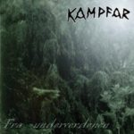 Kampfar - Fra Underverdenen Cover