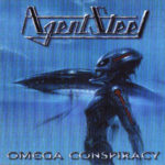Agent Steel - Omega Conspiracy Cover