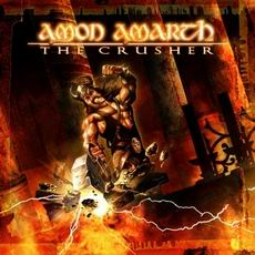 Amon Amarth - The Crusher Cover