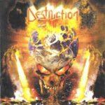 Destruction - The Antichrist Cover