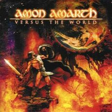 Amon Amarth - Versus The World Cover