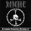 Revenge - Triumph Genocide Antichrist Cover