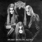 Immortal - Pure Holocaust Cover