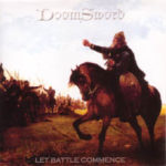 Doomsword - Let Battle Commence Cover