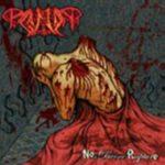 Paganizer - No Divine Rapture Cover