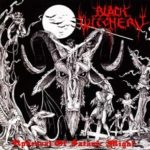 Black Witchery - Upheaval Of Satanic Might Cover