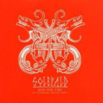 Solefald - Red For Fire An Icelandic Odyssey Part I Cover