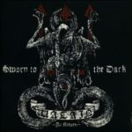 Watain - Sworn To The Dark Cover