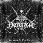 Demonical - Servants Of The Unlight Cover