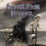 Demolition Hammer - Epidemic Of Violence Cover
