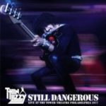 Thin Lizzy - Still Dangerous Cover