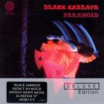 Black Sabbath - Paranoid (Deluxe Version) Cover