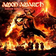 Amon Amarth - Surtur Rising Cover