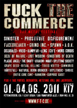 Fuck The Commerce 2011