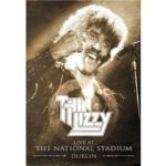 Thin Lizzy - Live At The National Stadium Dublin  Cover