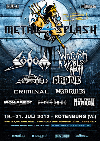 Metal4Splash Open Air