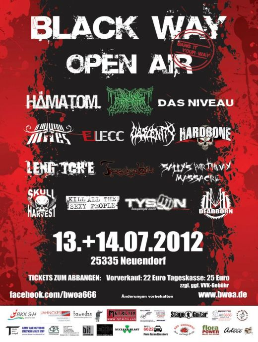 Black Way Open Air