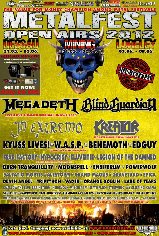 Metalfest Germany West