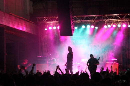 Impericon Never Say Die! Tour 2012