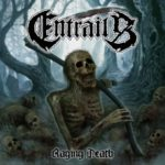 Entrails - Raging Death Cover