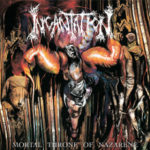 Incantation - Mortal Throne Of Nazarene Cover