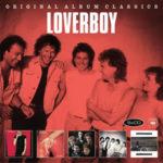 Loverboy - Original Album Classics Cover