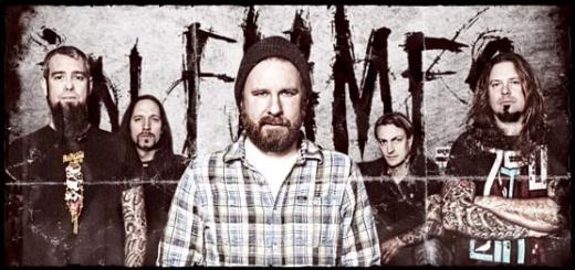 In Flames - Interview mit Björn Gelotte auf dem Summer Breeze • metal.de