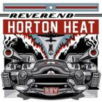Reverend Horton Heat - REV Cover