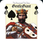 Gentle Giant - The Power And The Glory Cover
