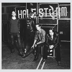 Halestorm - Into The Wild Life Cover