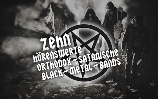 satanistische bands