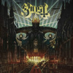 Ghost - Meliora Cover