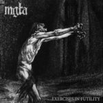 Mgła - Exercises In Futility Cover