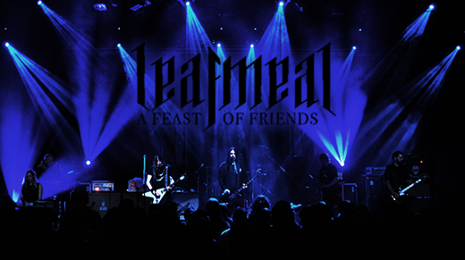 Leafmeal - A Feast Of Friends