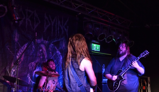 Cancer Bats und Lord Dying