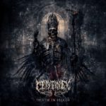 Centinex - Death In Pieces Cover