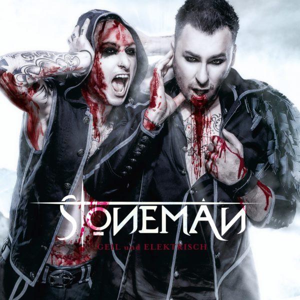 Stoneman - Geil und elektrisch (Cover)