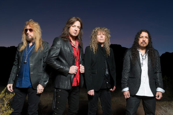 Bild: Stryper (Photo By Alex Solca)