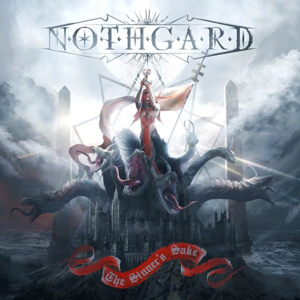 Nothgard - The Sinner's Sake (Artwork)