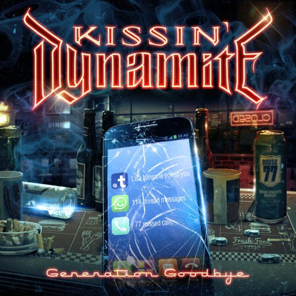 Bild: Kissin' Dynamite - Generation Goodbye
