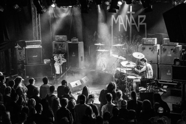 MANTAR - live in Hannover; © Jan Richard Heinicke