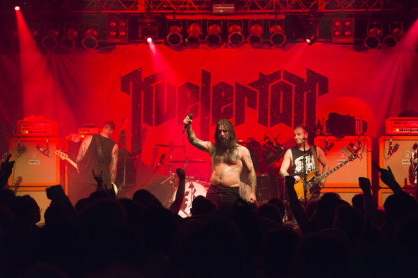 KVELERTAK - live in Hannover; © Jan Richard Heinicke