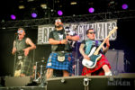 The Real McKenzies - With Full Force 2016