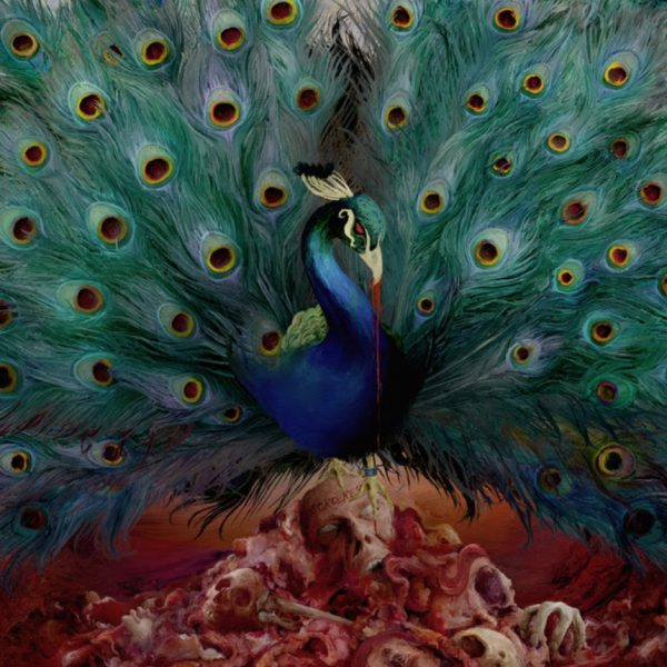 Opeth - Sorceress (Artwork)