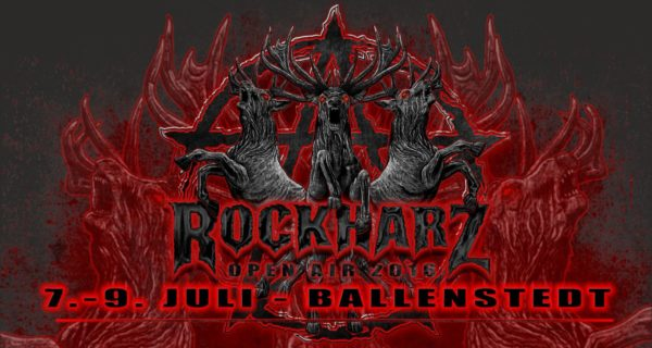 Rockharz Open Air 2016 - Logo
