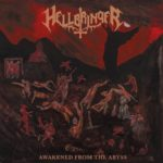 Hellbringer - Awakened From The Abyss Cover