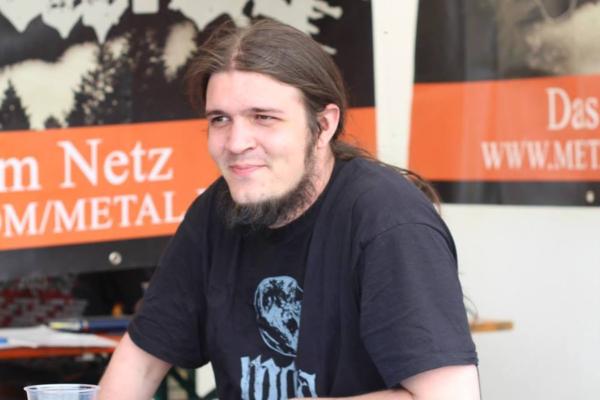 Bild Jan Wischkowski Chefredakteur metal.de