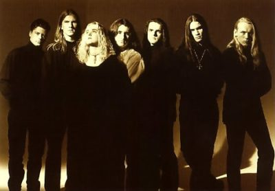 Theatre Of Tragedy - Bandfoto