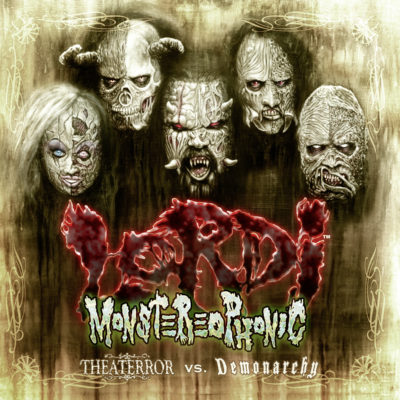 LORDI - Monstereophonic - Cover Art