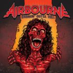 Airbourne - Breakin' Outta Hell Cover